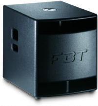 FBT HIMaxX 100 SA Processed Band-pass Active Subwoofer - 18""